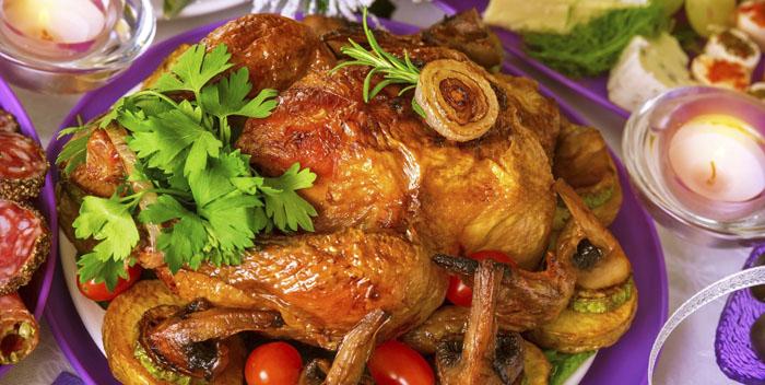 Блюда Из Куриного Мяса