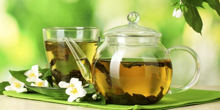Польза и вред зеленого чая