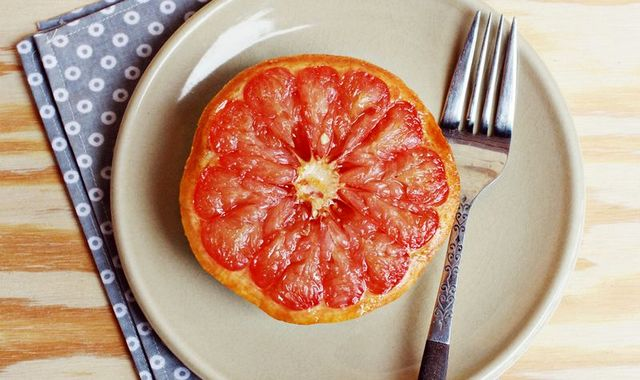 Грейпфрут в кулинарии