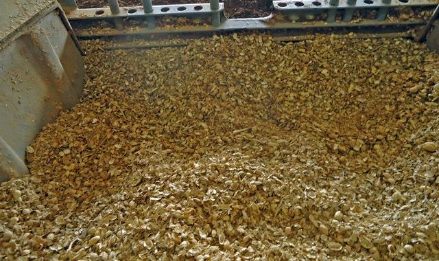 Скорлупа арахиса