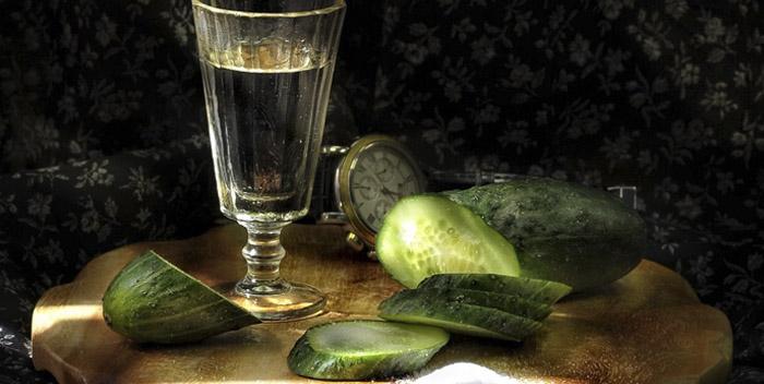 Польза и вред водки