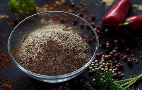 Полезные свойства черного молотого перца