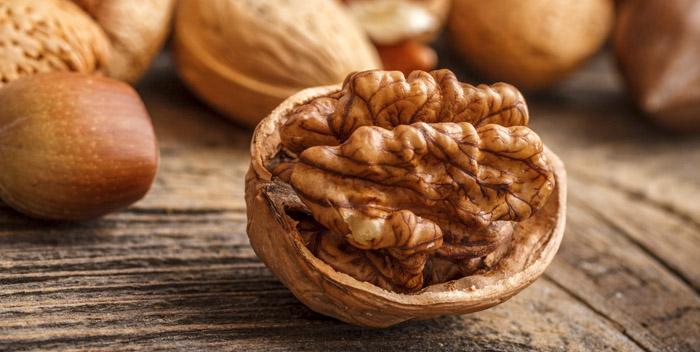 Грецкий орех поможет сохранить здоровье сердца