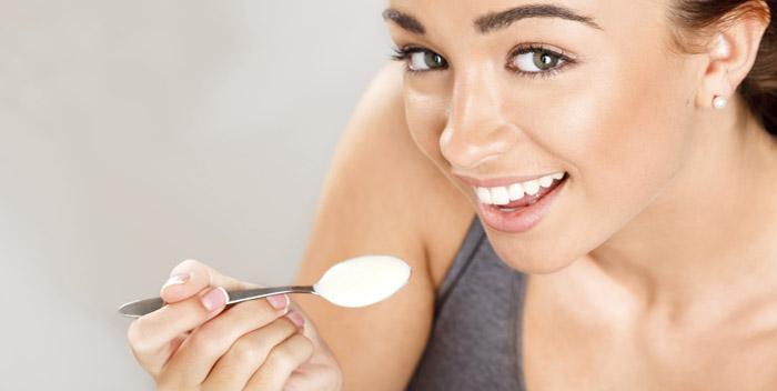 Йогурт влияет на эмоции человека