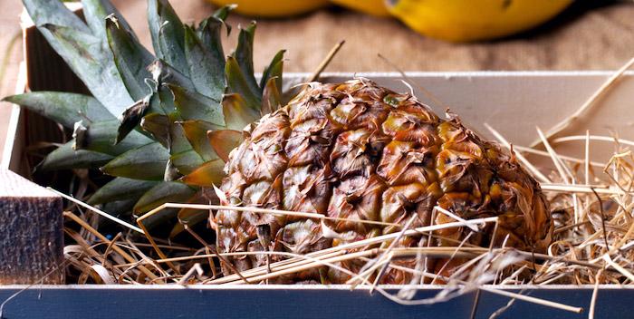 Как и где правильно хранить ананас?