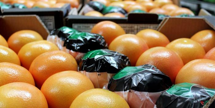 Как и где правильно хранить грейпфрут?