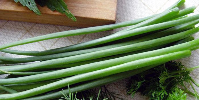 Как правильно выбрать зеленый лук?