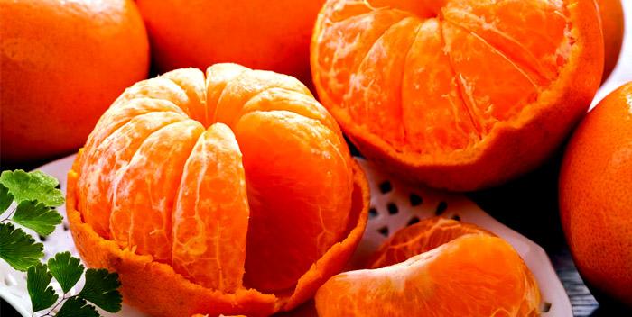 Как правильно выбрать мандарины?