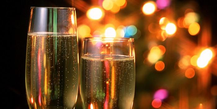 С каким напитком встретить Новый год?