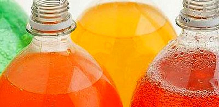 Здоровье почек подрывает газированный напиток