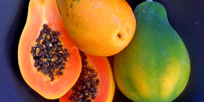 Как и где правильно хранить папайю?