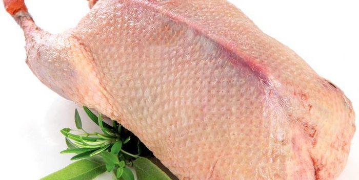 Как правильно выбрать мясо утки?