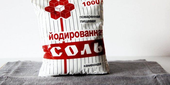 Врачи призвали применять для приготовления пищи йодированную соль