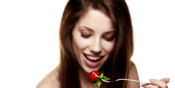 Томат назвали женским овощем