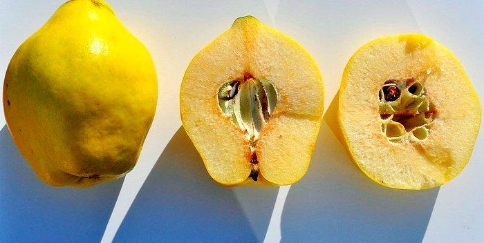 Айва: осенний фрукт против недугов