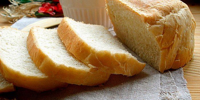 Как и где правильно хранить белый хлеб?