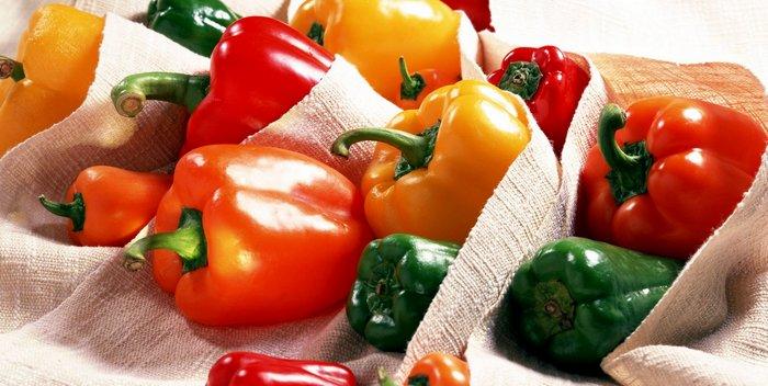 Как и где правильно хранить болгарский перец?