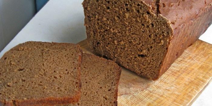 Как правильно выбрать черный хлеб?
