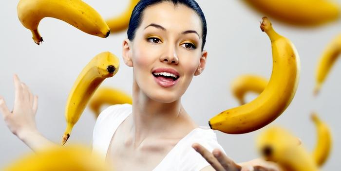 Бананы признаны прекрасным средством избавления от курения