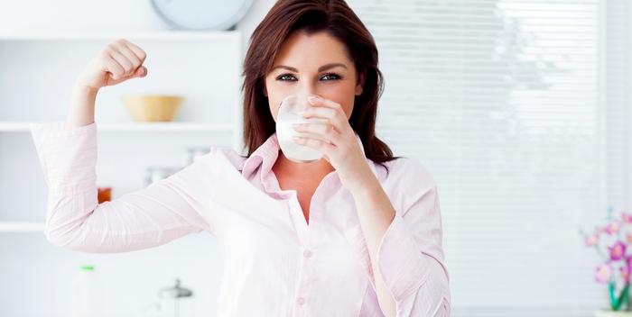 Учёные: в лечении рака желудка поможет молоко