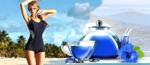 """Действие пурпурного чая """"Чанг-Шу"""""""