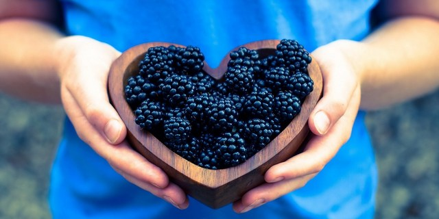 11 продуктов полезных для сердца