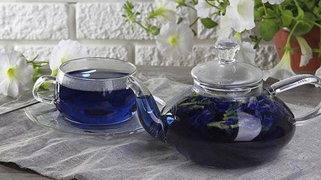 "Заваривание пурпурного чая ""Чанг Шу"""