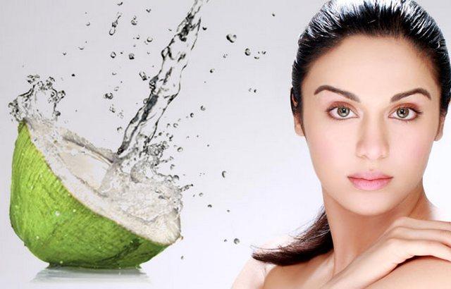 Как использовать кокосовую воду для роста волос