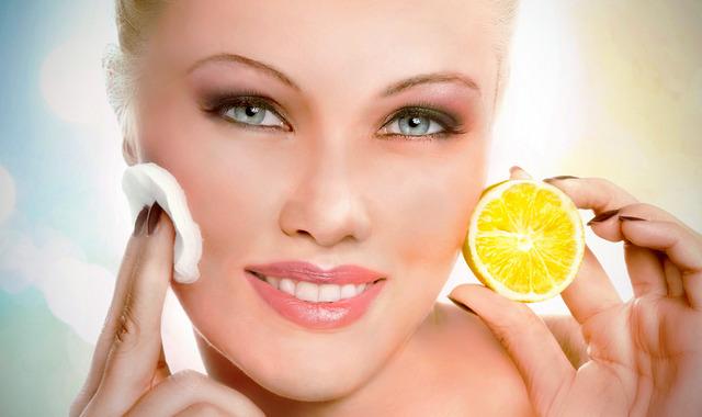 Лимон от пигментации на лице