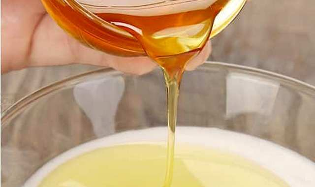 Кокосовое молоко и оливковое масло