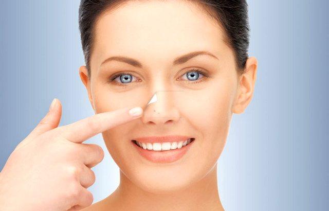 6 способов борьбы с прыщом на носу