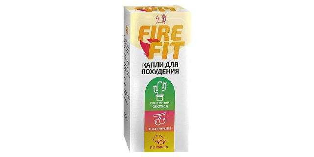 FireFit - капля для похудения