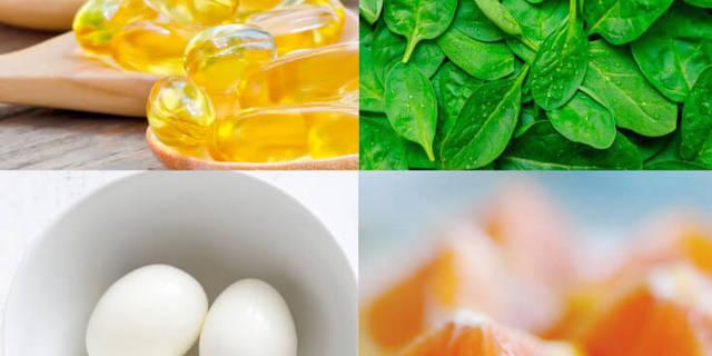 Натуральные витамины для волос
