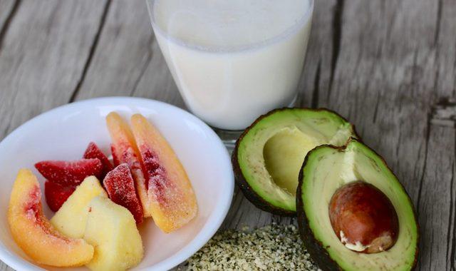 Авокадно-кефирная диета
