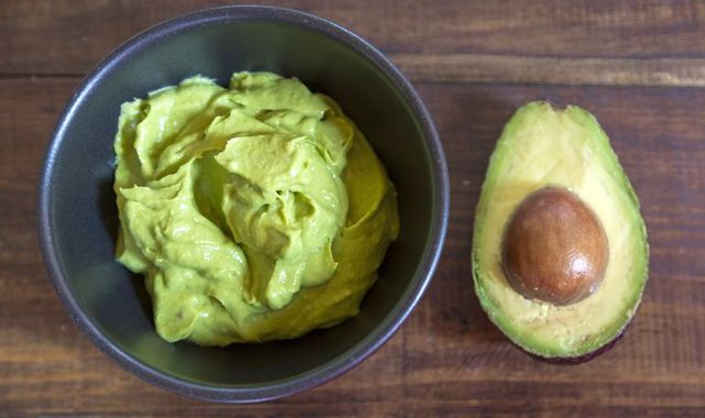 Диета на авокадном пюре