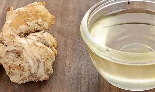 Касторовое масло с имбирем