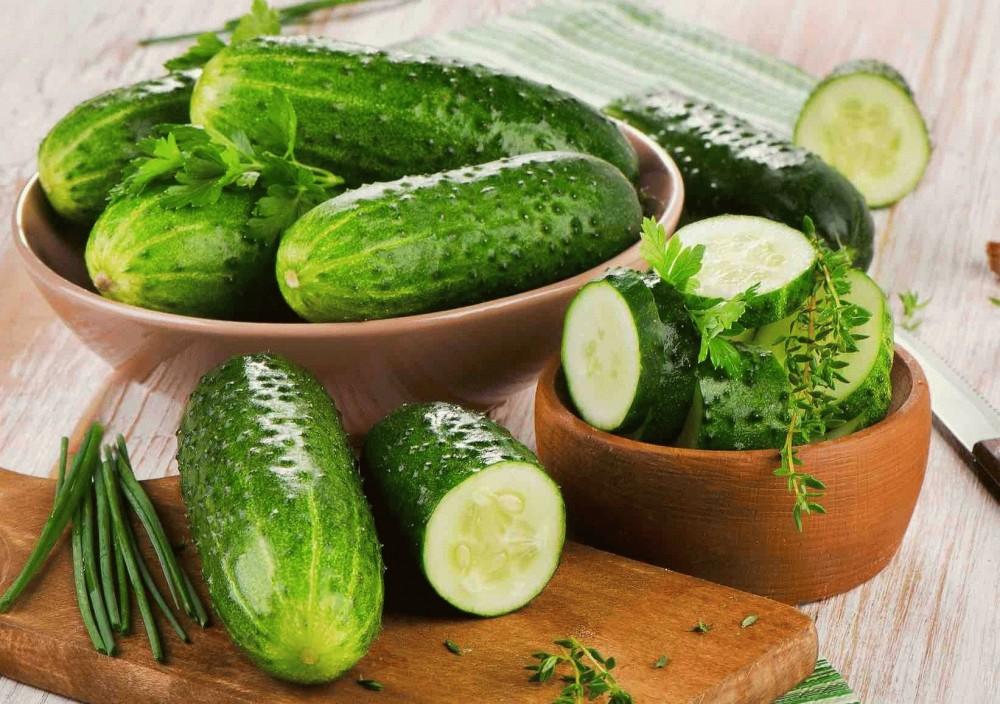 ошуогурцы: состав, калорийность