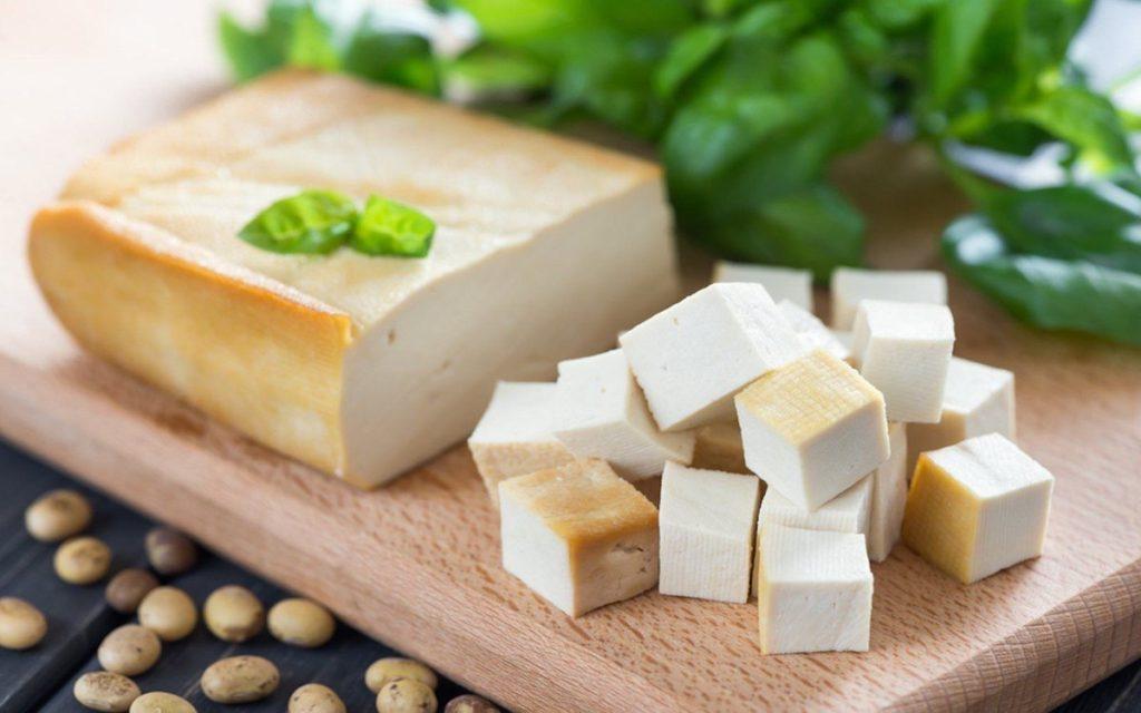 Состав и полезные свойства сыра тофу
