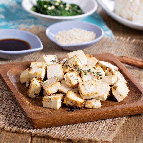 Специфический сыр тофу из чего производят