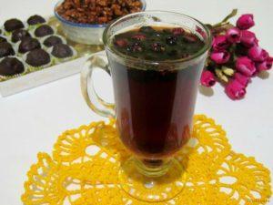 Чай из ежевики польза и вред