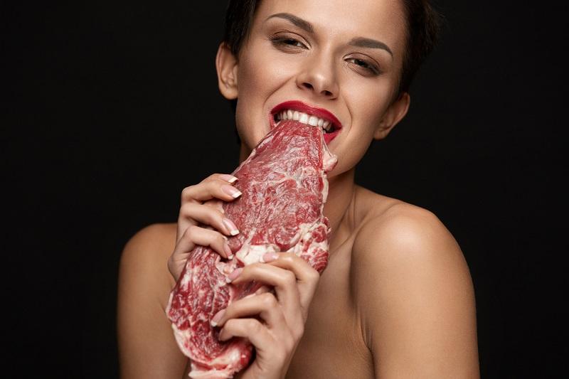 говядина для организма женщины