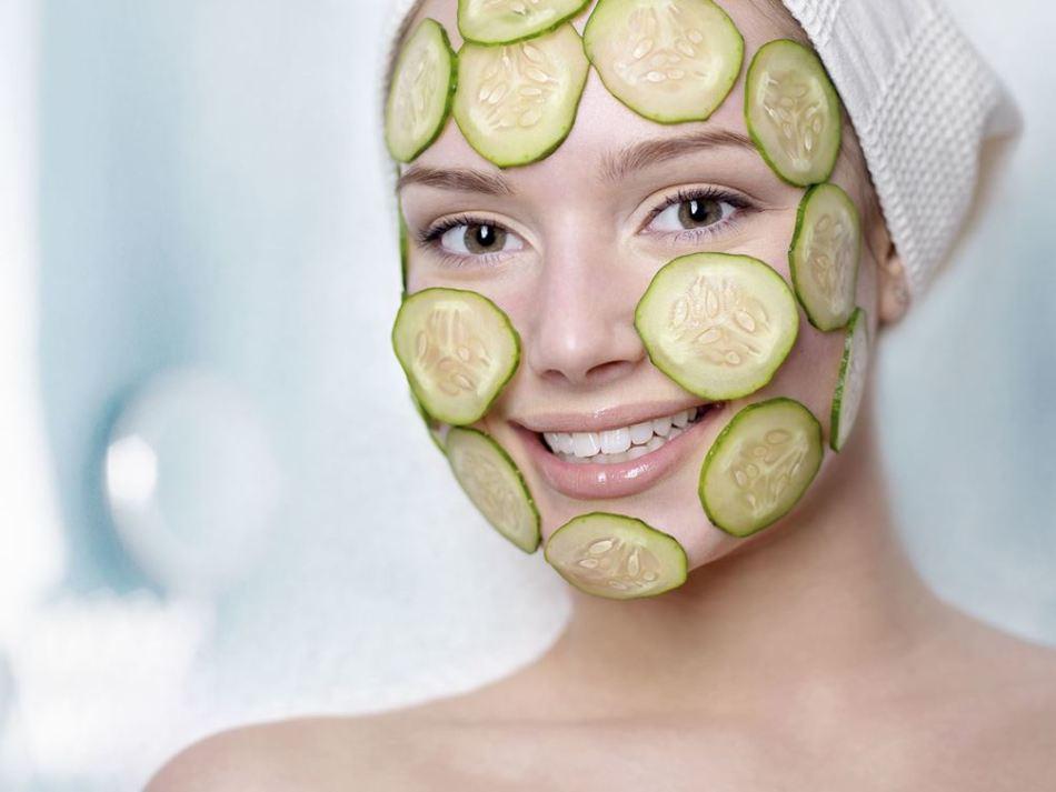 Кабачки применение в косметологии