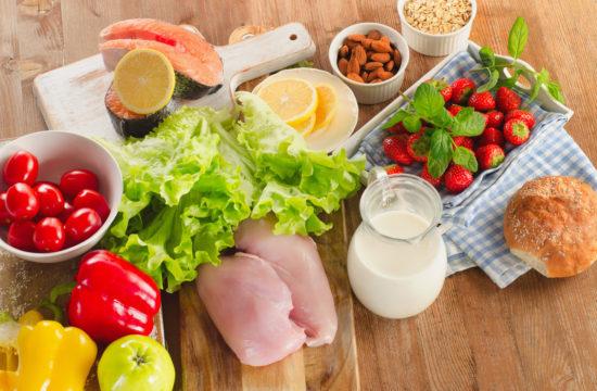 правильное питание сбалансированный