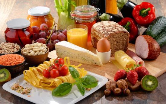 Влияние питания по группам крови на здоровье