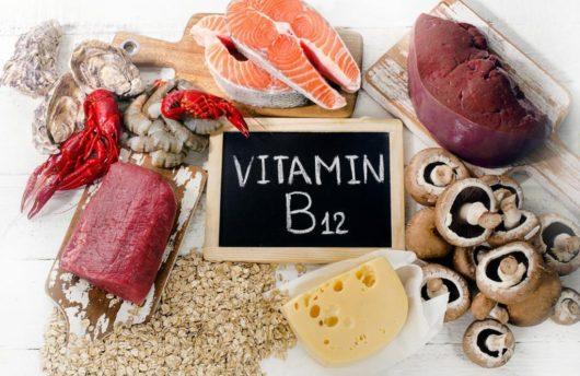 гиповитаминоз витамина В12