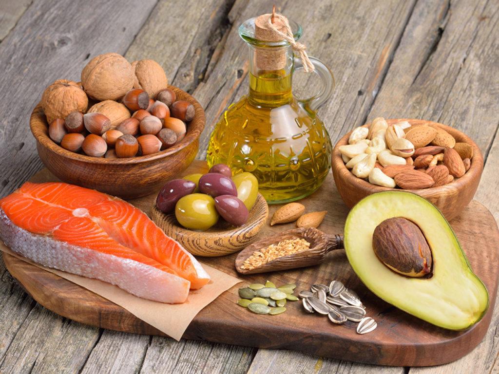 Жиры в питании