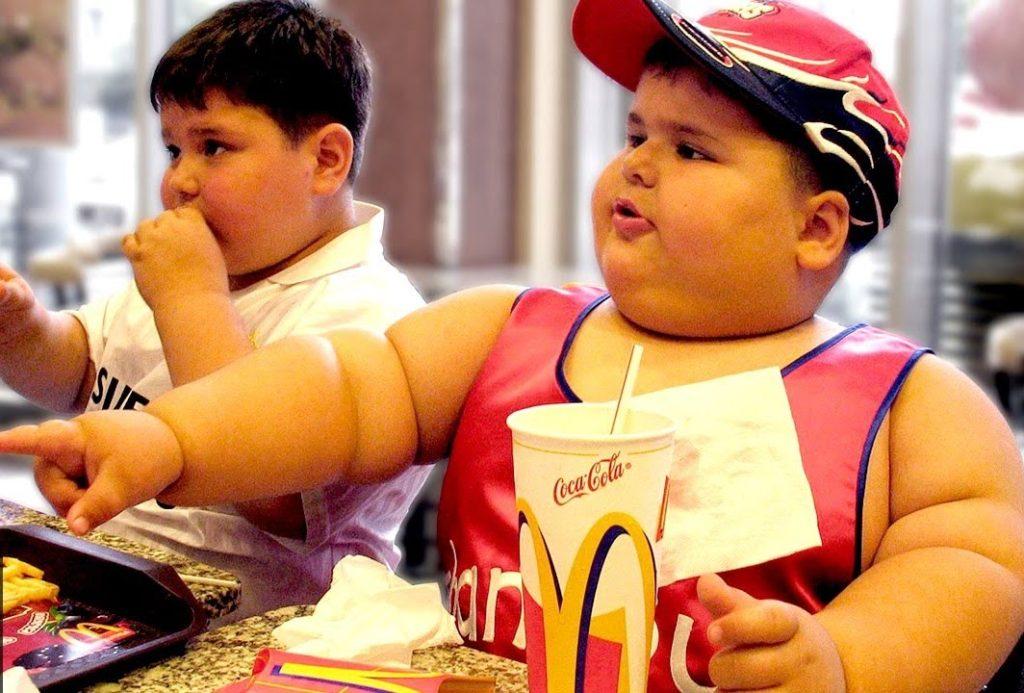 Питание при ожирении