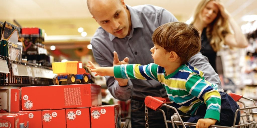 пищевое поведение у детей