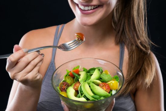 Анализ питания и пищевого поведения