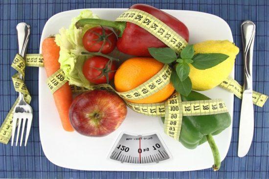 Низкокалорийная диета: основные правила